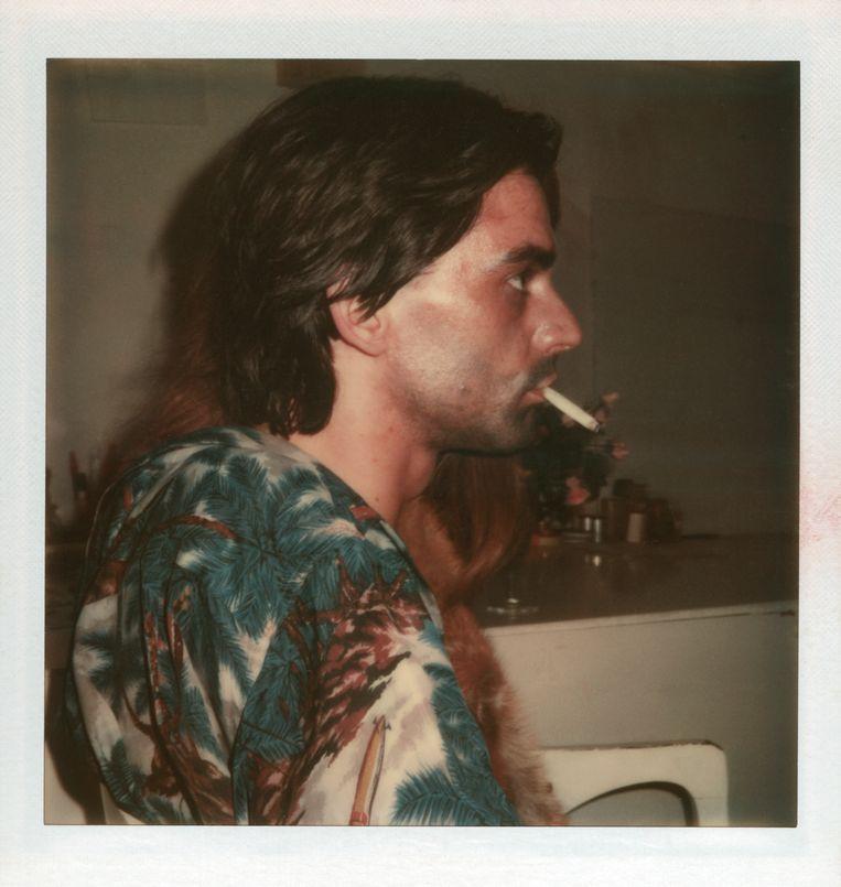 sHe, 1973: Ulay,  zoekend naar zijn identiteit. Beeld MB Art Agency