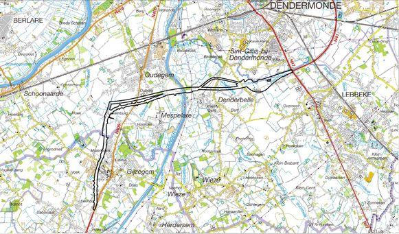 In 2012 werd een defintief tracé voor de doortrekking van de N41 vastgelegd, maar zes jaar later zit het dossier nog altijd in het slop.