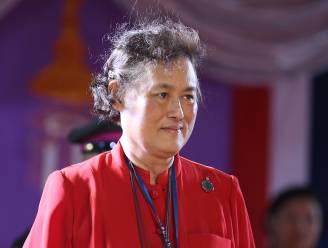"""Mysterie rond verwonding Thaise prinses Sirindhorn: """"Is ze geduwd?"""""""