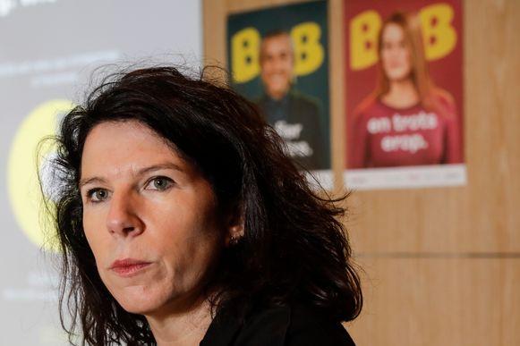 Brussels staatssecretaris voor Dierenwelzijn Bianca Debaets (CD&V).