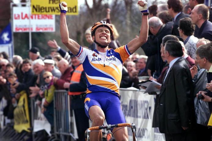 Michael Boogerd wint de Brabantse Pijl