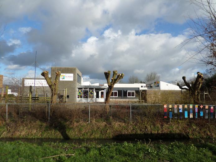 Basisschool De Halm in Almkerk.