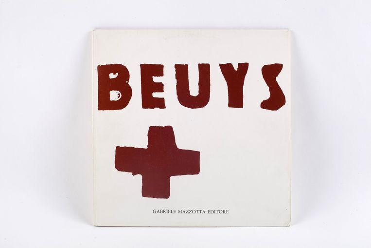 Joseph Beuys: Ja Ja Ja Nee Nee Nee. Beeld Bert Janssen