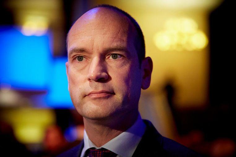 Gert-Jan Segers, voorman van ChristenUnie Beeld anp