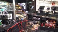 Nieuwe beelden tonen welke schade vandalen hebben aangericht in winkels tijdens 'gele hesjes'- protest in Parijs