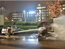 Weer twee autobranden in Utrecht
