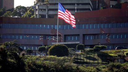 Laatste Amerikaanse diplomaten mogen voorlopig in Venezuela blijven