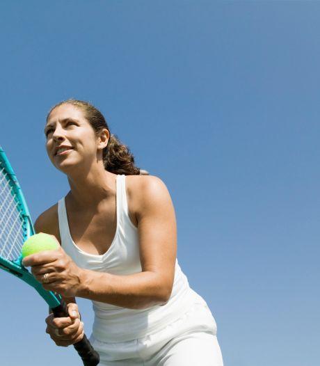 Revival tennis in regio Oss en Uden door corona: 'Zulke aantallen niet verwacht'
