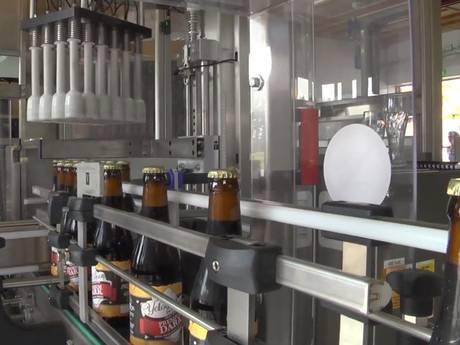 Jos uit Glanerbrug brouwt zijn eigen bier Yellow Moon