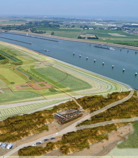 Hansweert, mooi dorp achter de nieuwe duinen?