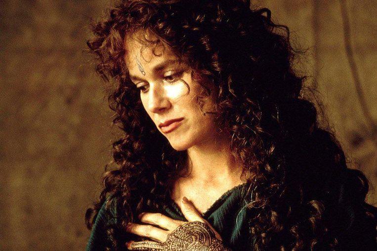 Maria Magdelena in The Last Temptation of Christ. Beeld null