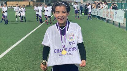 'Nieuwe Neymar' is 13 jaar en speelt bij Anderlecht