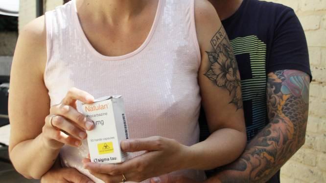 """Kankerpatiënte krijgt noodzakelijke medicatie niet terugbetaald: """"Eén pilletje kost me 50 euro"""""""