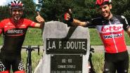 Wie doet nog beter? Jongeling Jumbo-Visma veegt record Philippe Gilbert op La Redoute alweer van de tabellen