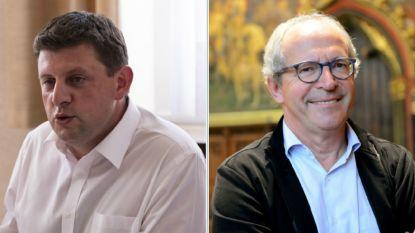 Crombez voelt zich niet aangesproken door kritiek van partijgenoot Landuyt