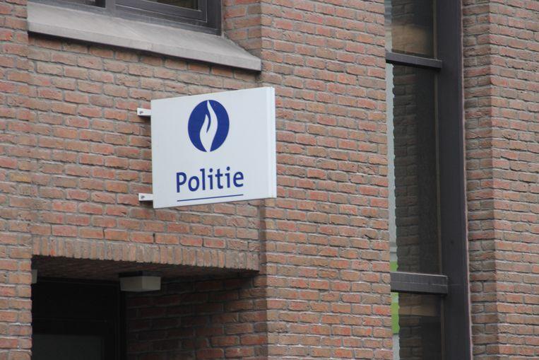 Politie politiekantoor Ingelmunster logo politie