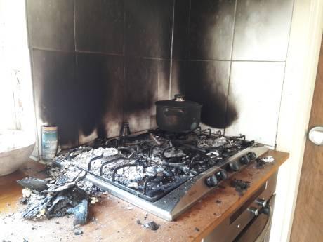 Veldhovenaar bijna huis kwijt na brandstichting: 'Alle vier de gaspitten waren opengedraaid'