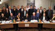 Installatie nieuwe gemeenteraad verloopt vlekkeloos