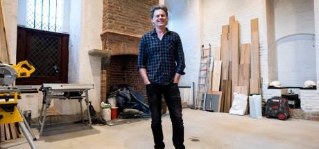 Bløf-muzikant maakt middeleeuwse Vleutense Hamtoren klaar voor de toekomst