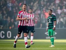 PSV met debutant Kyan van Dorp (17) onder de lat tegen Pachuca