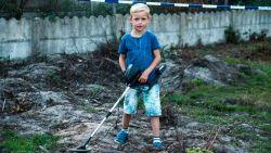 """Wat na vondst gesneuvelde soldaat door zevenjarige jongen?: """"Identificeren kan, maar is moeilijk"""""""