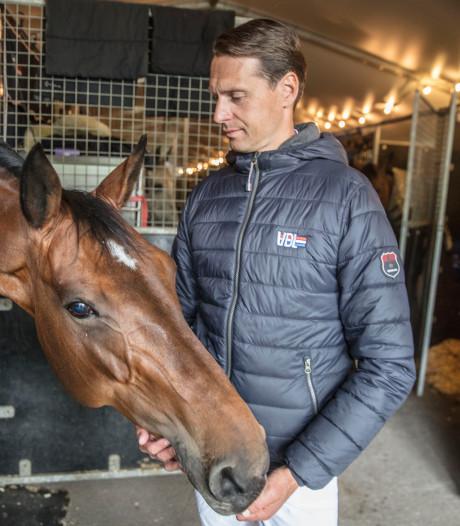 Springruiter Leopold van Asten aast op derde nationale titel: 'Niet met mijn tegenstanders bezig'