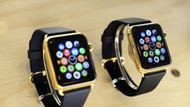 Apple Watch Beeld anp