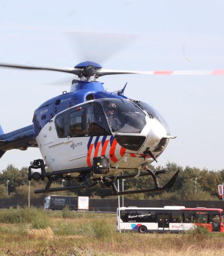 Zoektocht met politiehelikopter bij Sint-Oedenrode naar vermiste Loekie Krull (15) uit Boxtel