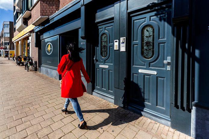 Privéhuis La Cloche aan de Amsterdamsestraatweg.
