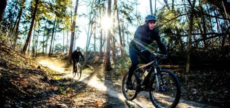 Bezwaarmakers wonen te ver van mountainbikeroute, bezwaren afgewezen
