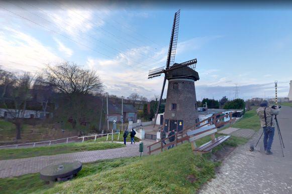 Google Streetview Doel