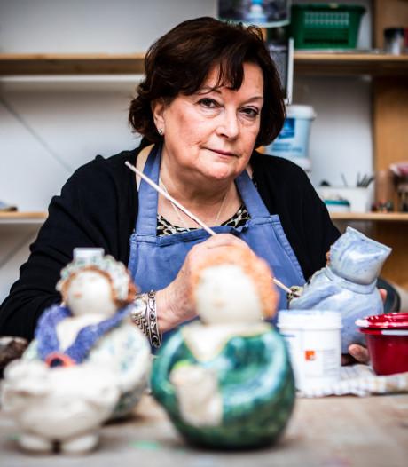 Deze Strijense keramiste zamelt geld in voor Orange Babies