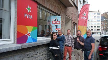 PVDA opent secretariaat in Geudensstraat