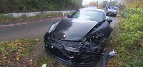 TopGear-presentator crasht met Porsche 911