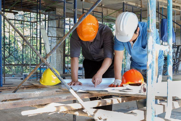Het ondernemingsklimaat verbetert in alle bedrijfstakken, met uitzondering van de bouw.