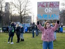Teruglezen: klimaatmars met duizenden leerlingen rustig verlopen