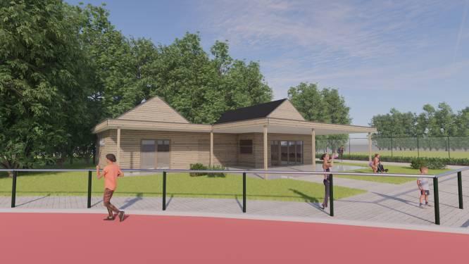 Bouw van nieuw clubhuis voor Koksijdse atletiekclub start in voorjaar