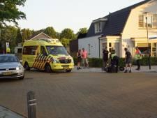 Scooterrijdster gewond na botsing met auto in Haarlo