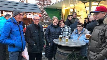 Eerste Kerstmarkt Smeermaas groot succes