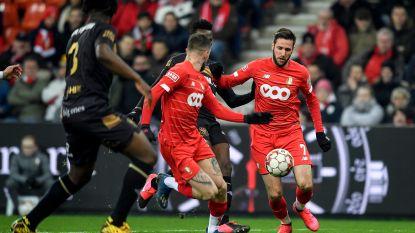 Een avond in Luik om snel te vergeten: Standard en STVV komen niet tot scoren