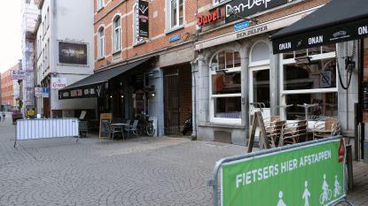 """Stad Leuven komt horeca maximaal tegemoet met terrassen: """"Den Delper gaat terug open"""""""