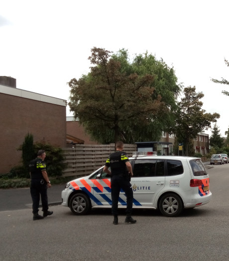 Man in Ede ontkomen, ondanks waarschuwingsschot politie