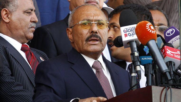 Saleh Beeld epa