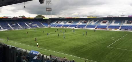 Rick Dekker scoort weer eens bij remise Jong PEC Zwolle
