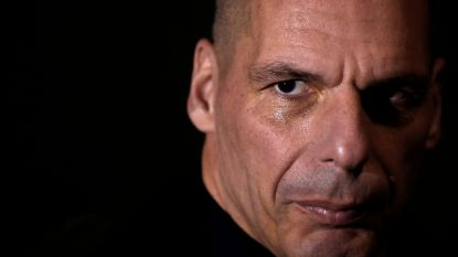 """Varoufakis over einde hulpprogramma: """"Griekenland is nog niet gered"""""""