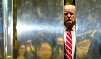 Trump verdient rijkelijk aan het presidentschap