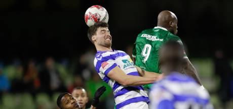 Samenvatting   FC Dordrecht - De Graafschap