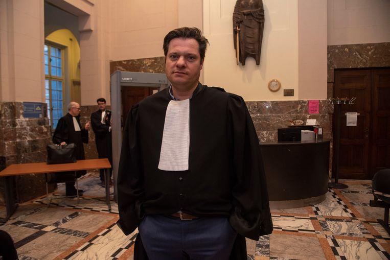 Christian Clement, de advocaat van de firma waarvoor de - intussen overleden - machinist werkte.