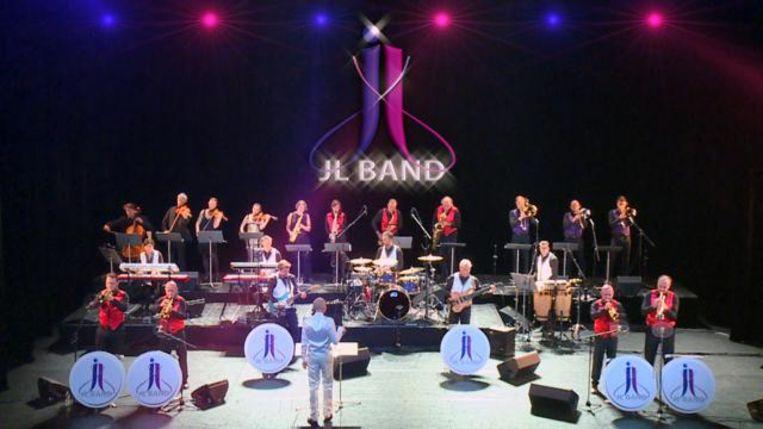 De Jos Loffens Band brengt in de Zoerla 'Last but not Least: A Tribute to James Last'.