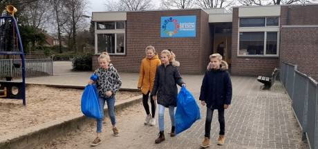 Op de basisschool verdwijnt alles in dezelfde afvalbak: 'We geven niet het goede voorbeeld'